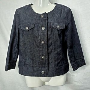 Sandro Sportswear Denim Jacket
